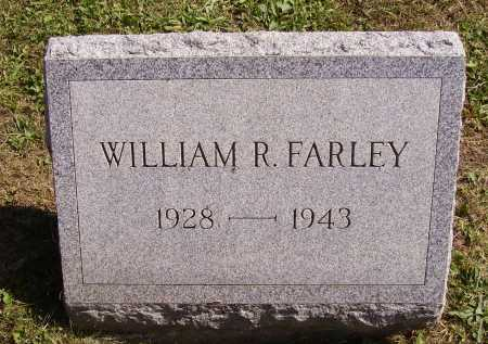 FARLEY, WILLIAM ROBERT - Meigs County, Ohio | WILLIAM ROBERT FARLEY - Ohio Gravestone Photos