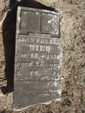 FERREL, JOHN - Meigs County, Ohio | JOHN FERREL - Ohio Gravestone Photos