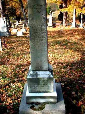FICK, KATHARINE - Meigs County, Ohio   KATHARINE FICK - Ohio Gravestone Photos