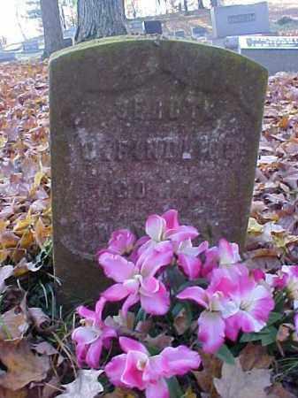FINDLING, DEITRICH, SERGT. - Meigs County, Ohio | DEITRICH, SERGT. FINDLING - Ohio Gravestone Photos