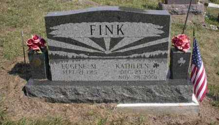 FINK, KATHLEEN - Meigs County, Ohio | KATHLEEN FINK - Ohio Gravestone Photos