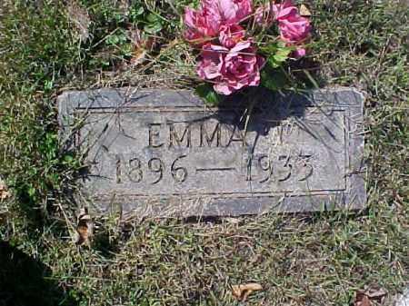 FISCHER, EMMA - Meigs County, Ohio | EMMA FISCHER - Ohio Gravestone Photos