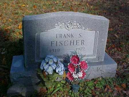 FISCHER, FRANK S. - Meigs County, Ohio | FRANK S. FISCHER - Ohio Gravestone Photos