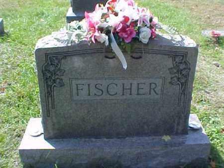 FISCHER, MONUMENT - Meigs County, Ohio | MONUMENT FISCHER - Ohio Gravestone Photos