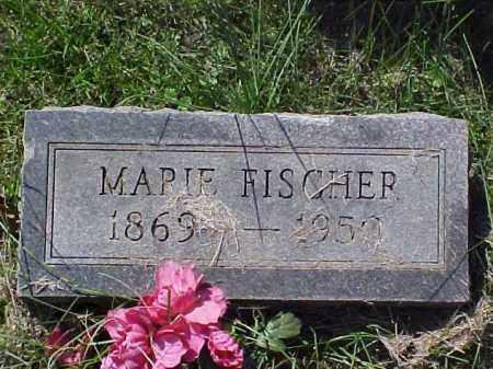 FISCHER, MARIE - Meigs County, Ohio | MARIE FISCHER - Ohio Gravestone Photos