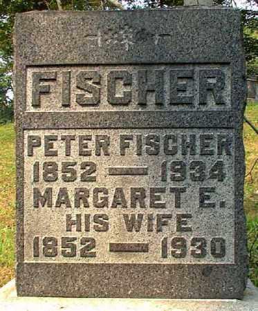 FISCHER, PETER - Meigs County, Ohio | PETER FISCHER - Ohio Gravestone Photos