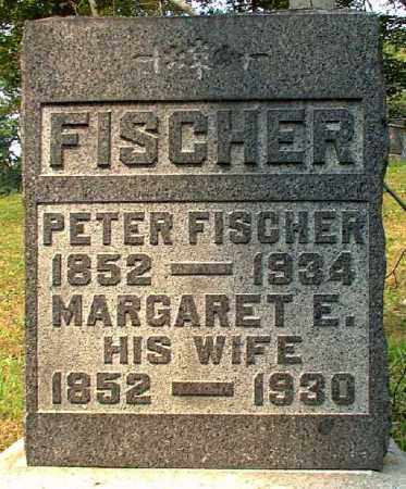 FISCHER, PETER - Meigs County, Ohio | PETER FISCHER - Ohio Gravestone Photos