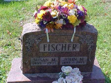 FISCHER, JOHN M. - Meigs County, Ohio | JOHN M. FISCHER - Ohio Gravestone Photos