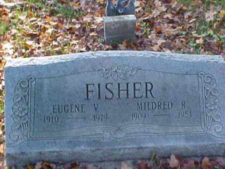 FISHER, EUGENE V. - Meigs County, Ohio   EUGENE V. FISHER - Ohio Gravestone Photos