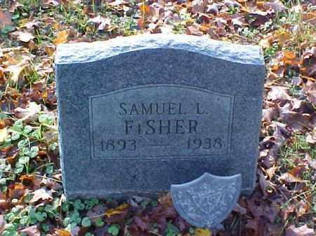 FISHER, SAMUEL L. - Meigs County, Ohio | SAMUEL L. FISHER - Ohio Gravestone Photos