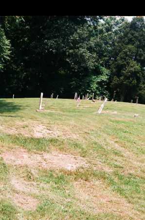 FLATWOOD, CEMETERY VIEW #1 - Meigs County, Ohio | CEMETERY VIEW #1 FLATWOOD - Ohio Gravestone Photos