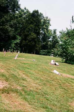 FLATWOOD, CEMETERY VIEW #2 - Meigs County, Ohio   CEMETERY VIEW #2 FLATWOOD - Ohio Gravestone Photos