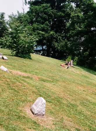 FLATWOOD, CEMETERY VIEW #3 - Meigs County, Ohio | CEMETERY VIEW #3 FLATWOOD - Ohio Gravestone Photos