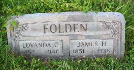 FOLDEN, LOVANDA C. - Meigs County, Ohio | LOVANDA C. FOLDEN - Ohio Gravestone Photos