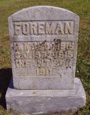 FOREMAN, CYRUS J. - Meigs County, Ohio | CYRUS J. FOREMAN - Ohio Gravestone Photos