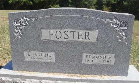 FOSTER, ETHEL PAULINE - Meigs County, Ohio | ETHEL PAULINE FOSTER - Ohio Gravestone Photos