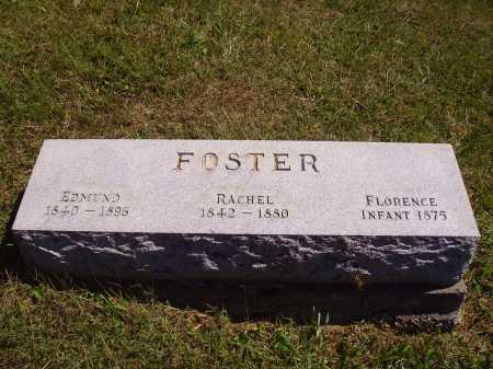 FOSTER, RACHEL - Meigs County, Ohio | RACHEL FOSTER - Ohio Gravestone Photos