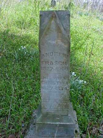 FRASCH, ANDREW - Meigs County, Ohio | ANDREW FRASCH - Ohio Gravestone Photos
