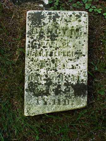 FREDERICK, NANCY M. - Meigs County, Ohio | NANCY M. FREDERICK - Ohio Gravestone Photos