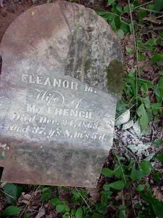 FRENCH, ELEANOR M. - Meigs County, Ohio | ELEANOR M. FRENCH - Ohio Gravestone Photos