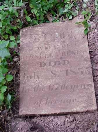 FRENCH, EUNICE - Meigs County, Ohio   EUNICE FRENCH - Ohio Gravestone Photos