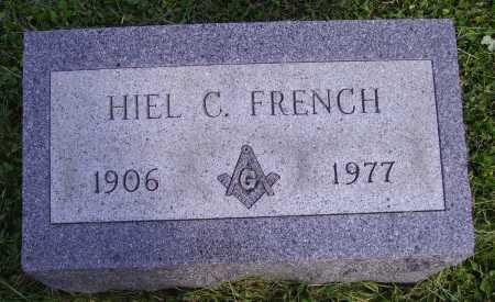 FRENCH, HIEL C. - Meigs County, Ohio | HIEL C. FRENCH - Ohio Gravestone Photos