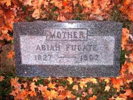 FUGATE, ABIAH - Meigs County, Ohio   ABIAH FUGATE - Ohio Gravestone Photos