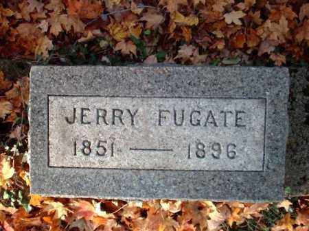 FUGATE, JERRY - Meigs County, Ohio | JERRY FUGATE - Ohio Gravestone Photos
