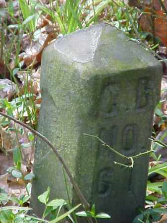 G., B. - Meigs County, Ohio   B. G. - Ohio Gravestone Photos