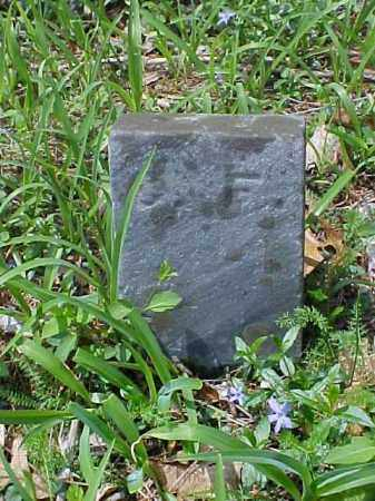 G., F. - Meigs County, Ohio | F. G. - Ohio Gravestone Photos