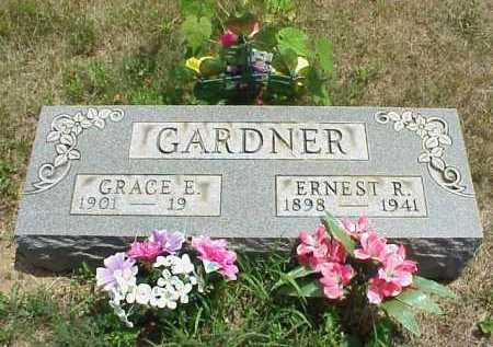 GARDNER, GRACE E. - Meigs County, Ohio   GRACE E. GARDNER - Ohio Gravestone Photos