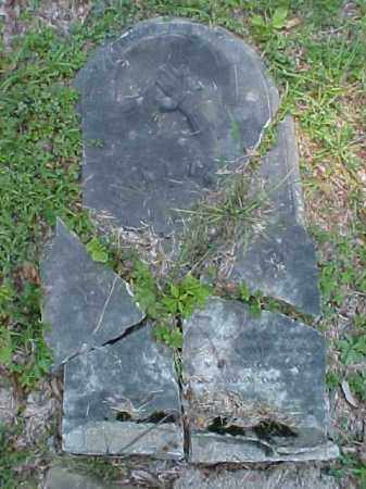 GAREN, JOHN - Meigs County, Ohio | JOHN GAREN - Ohio Gravestone Photos