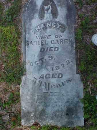 GAREN, NANCY - Meigs County, Ohio   NANCY GAREN - Ohio Gravestone Photos