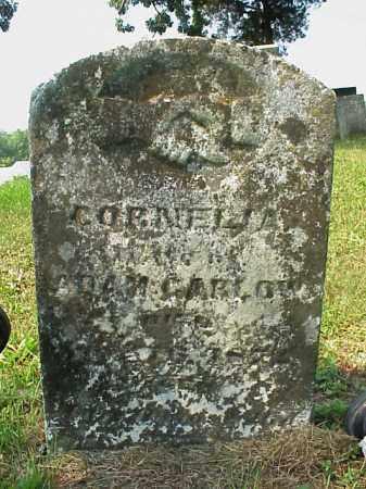 DAVIS GARLOW, CORDELIA - Meigs County, Ohio | CORDELIA DAVIS GARLOW - Ohio Gravestone Photos