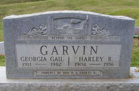 GARVIN, HARLEY R. - Meigs County, Ohio | HARLEY R. GARVIN - Ohio Gravestone Photos