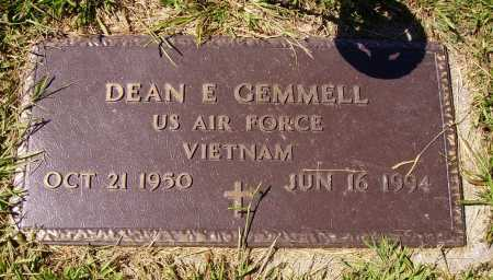 GEMMELL, DEAN E. - MILITARY - Meigs County, Ohio | DEAN E. - MILITARY GEMMELL - Ohio Gravestone Photos