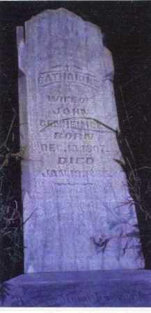 GENHEIMER, CATHARINE - Meigs County, Ohio   CATHARINE GENHEIMER - Ohio Gravestone Photos