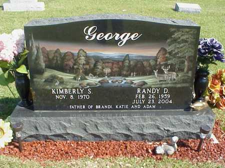 GEORGE, KIMBERLY SUE - Meigs County, Ohio | KIMBERLY SUE GEORGE - Ohio Gravestone Photos