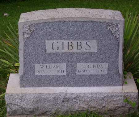 CARSON GIBBS, LUCINDA - Meigs County, Ohio | LUCINDA CARSON GIBBS - Ohio Gravestone Photos