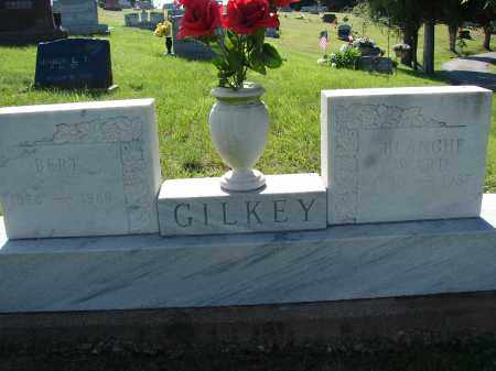 GILKEY, BERT - Meigs County, Ohio | BERT GILKEY - Ohio Gravestone Photos