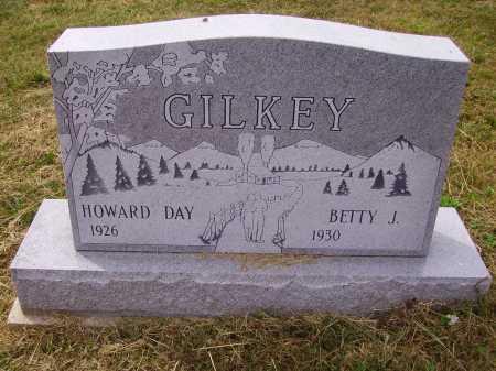 GILKEY, BETTY J. - Meigs County, Ohio | BETTY J. GILKEY - Ohio Gravestone Photos