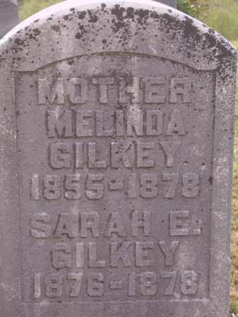 GILKEY, MELINDA - Meigs County, Ohio | MELINDA GILKEY - Ohio Gravestone Photos