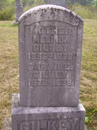 GILKEY, MELINDA - 2ND VIEW - Meigs County, Ohio | MELINDA - 2ND VIEW GILKEY - Ohio Gravestone Photos