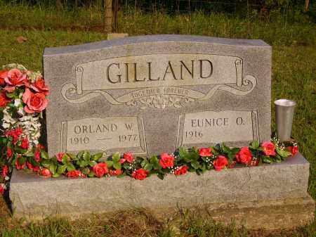 GILLAND, ORLAND W. - Meigs County, Ohio | ORLAND W. GILLAND - Ohio Gravestone Photos
