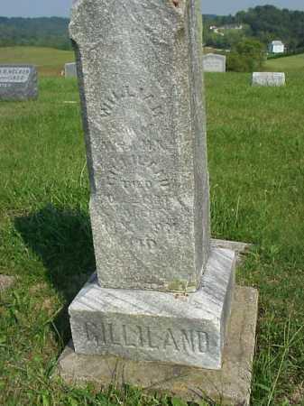GILLILAND, WILLIAM - Meigs County, Ohio   WILLIAM GILLILAND - Ohio Gravestone Photos
