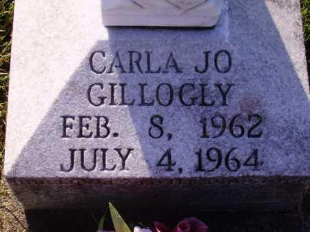 GILLOGLY, CARLA JO - Meigs County, Ohio   CARLA JO GILLOGLY - Ohio Gravestone Photos