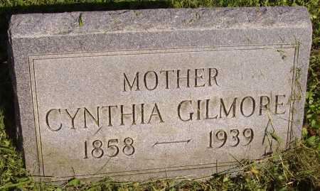 NELSON GILMORE, CYNTHIA - Meigs County, Ohio | CYNTHIA NELSON GILMORE - Ohio Gravestone Photos