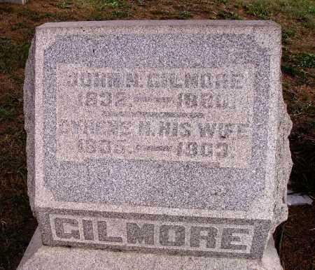 HYSELL GILMORE, CYRENE H. - Meigs County, Ohio | CYRENE H. HYSELL GILMORE - Ohio Gravestone Photos