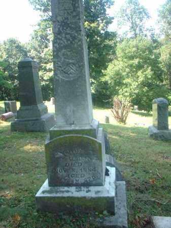 GLOECKNER, EVA - Meigs County, Ohio   EVA GLOECKNER - Ohio Gravestone Photos