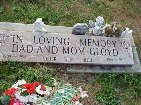 CURNUTTE GLOYD, AUDREY MARIE - Meigs County, Ohio | AUDREY MARIE CURNUTTE GLOYD - Ohio Gravestone Photos